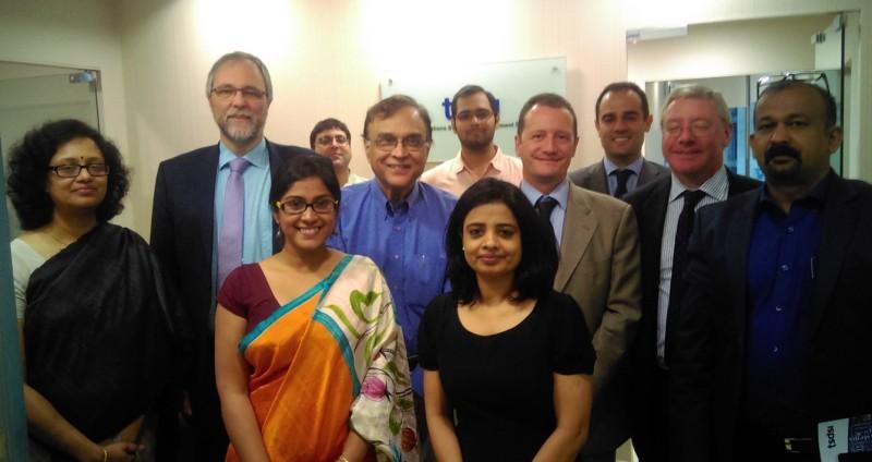 ETSI DG and Senior officials meet with Indian Telecom Standards Body